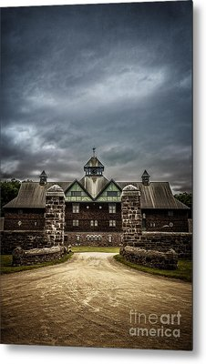 Private School Metal Print by Edward Fielding