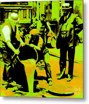 Prohibition 20130218p45 Metal Print by Wingsdomain Art and Photography