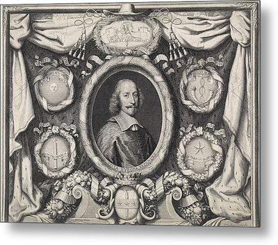 Promotional Print Of Raymundus Berenger Of Lorraine 1660 Metal Print