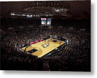 Purdue Boilermakers Mackey Arena Metal Print by Replay Photos