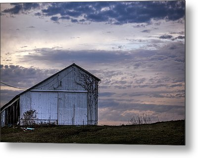 Metal Print featuring the photograph Pure Country by Sennie Pierson