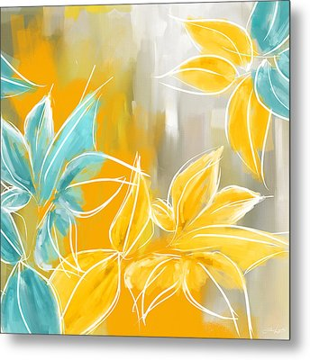 Pure Radiance Metal Print