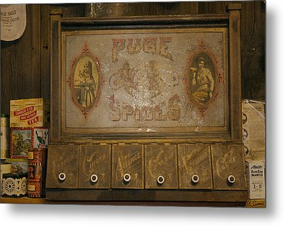 Pure Spices Metal Print by David Simons