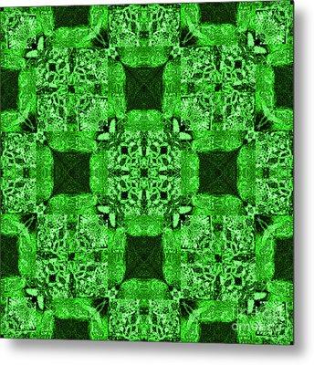Rattlesnake Abstract 20130204p75 Metal Print