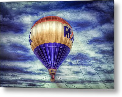 Ready For Flight Metal Print by Gary Smith