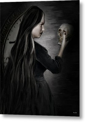 Recognition Of Death Metal Print by Lourry Legarde