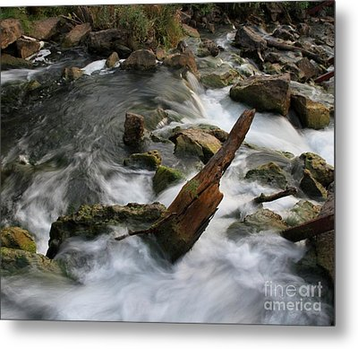 Resistance Metal Print by Butch Phillips