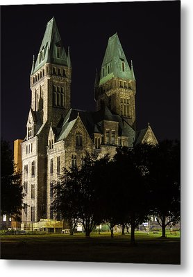 Richardson Olmsted Complex From The Lawn Metal Print by Don Nieman