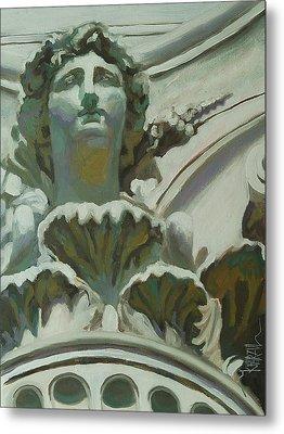 Rome Statue Metal Print by Khairzul MG