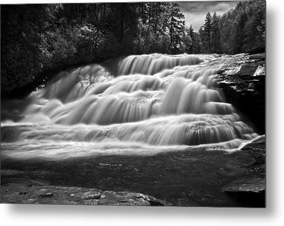 Metal Print featuring the photograph Rush by David Stine
