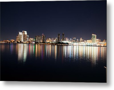 Metal Print featuring the photograph San Diego Ca by Gandz Photography