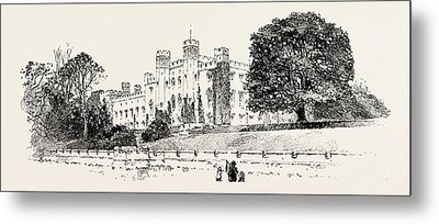 Scone Palace, Perth, Uk. Scone Palace Is A Category Metal Print