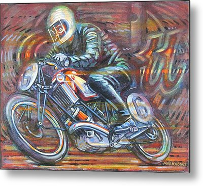 Scott 2 Metal Print by Mark Jones