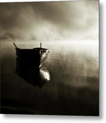 Sepia Dream Metal Print