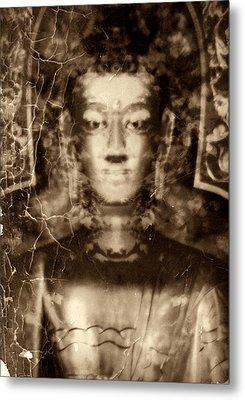Siddhartha Gautama Metal Print by Ramon Fernandez