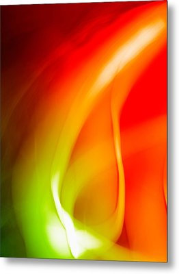 Simplicity Of Motion Metal Print by Tom Druin