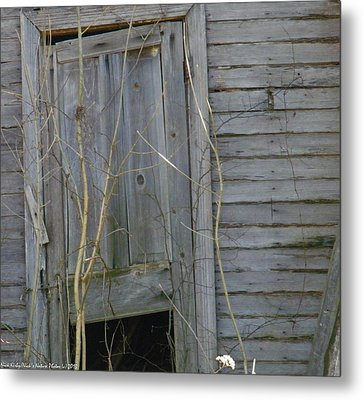 Metal Print featuring the photograph Skewed by Nick Kirby