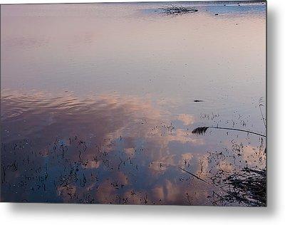 Sky In The Water Metal Print by Sergey Simanovsky