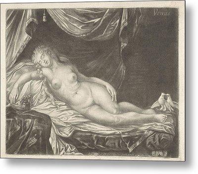 Sleeping Venus, Jacob Gole Metal Print by Jacob Gole