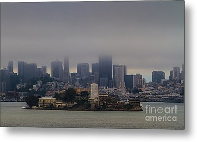 So Close And Yet So Far Metal Print by Mitch Shindelbower