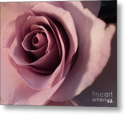 Metal Print featuring the photograph Soft Layers by Geri Glavis
