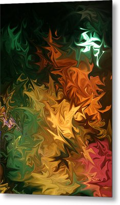Soild Water 1 Metal Print by Joel Loftus