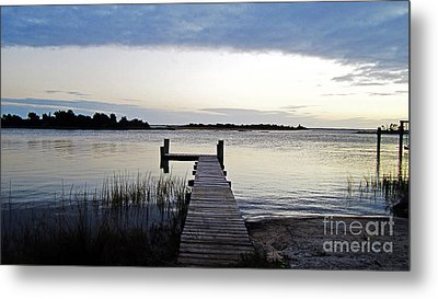 Solitude Metal Print by Alison Tomich