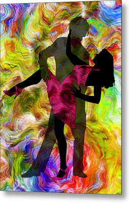 Some Like It Hot 1 Part 2 Metal Print