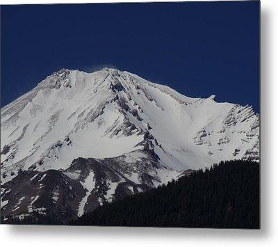 Spirit Mountain Metal Print by Condor