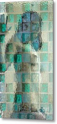 Squared Away 7 Metal Print by Jeff Breiman