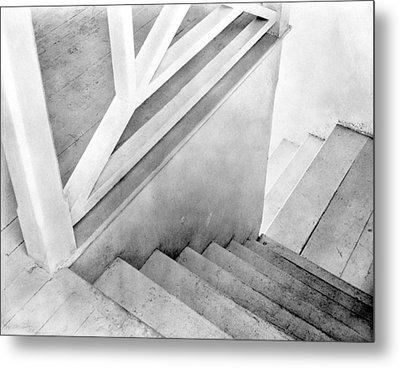 Staircase, Mexico City, C.1924 Metal Print by Tina Modotti