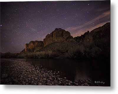 Starry Eyed Metal Print by Bill Cantey