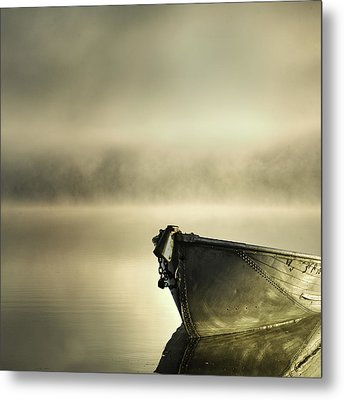 Still Water No. 2 Metal Print