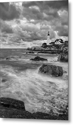 Storm Coming Metal Print by Jon Glaser