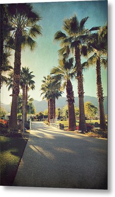 Sunny Warm Happy Metal Print by Laurie Search
