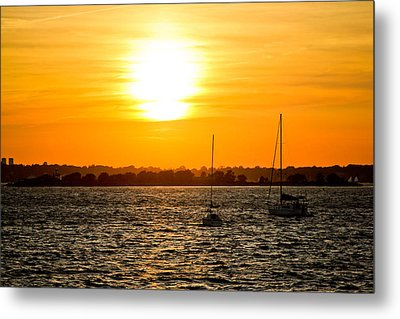 Sunset  Metal Print by Allan Millora Photography