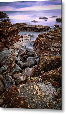 Metal Print featuring the photograph Sunset At Tanah Lot - Bali by Matthew Onheiber