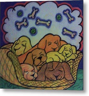 Sweet December Dreams Metal Print by Christy Saunders Church