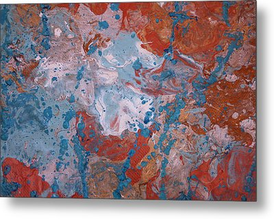 Synergy Metal Print by Shelly Sexton