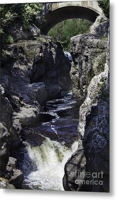 Temperance River Metal Print