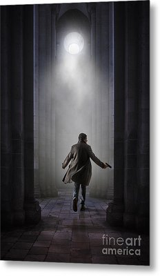Temple Chase Metal Print