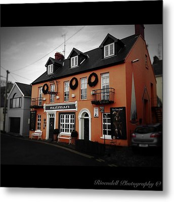 The Bulman Kinsale Metal Print by Maeve O Connell