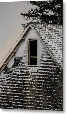 The Crows Nest Metal Print by Susan Capuano