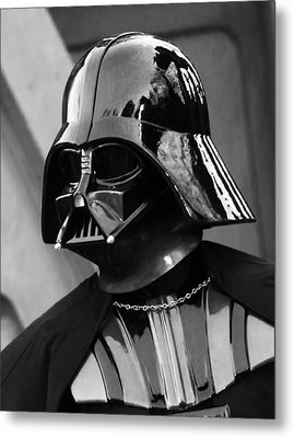 The Dark Leader Metal Print