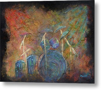 The Heart Beat  Metal Print