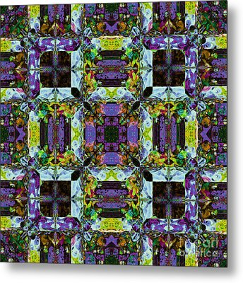 The Last Supper Abstract 20130130p40 Metal Print by Wingsdomain Art and Photography