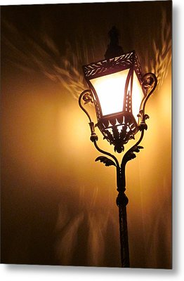 The Light Dances Metal Print by Guy Ricketts