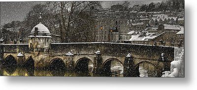 The Lock Up Metal Print by John Chivers