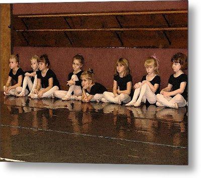 Tiny Dancers Metal Print by Patricia Rufo