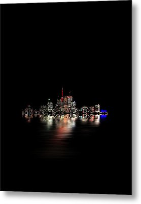 Toronto Flood No 3 My Island Metal Print by Brian Carson